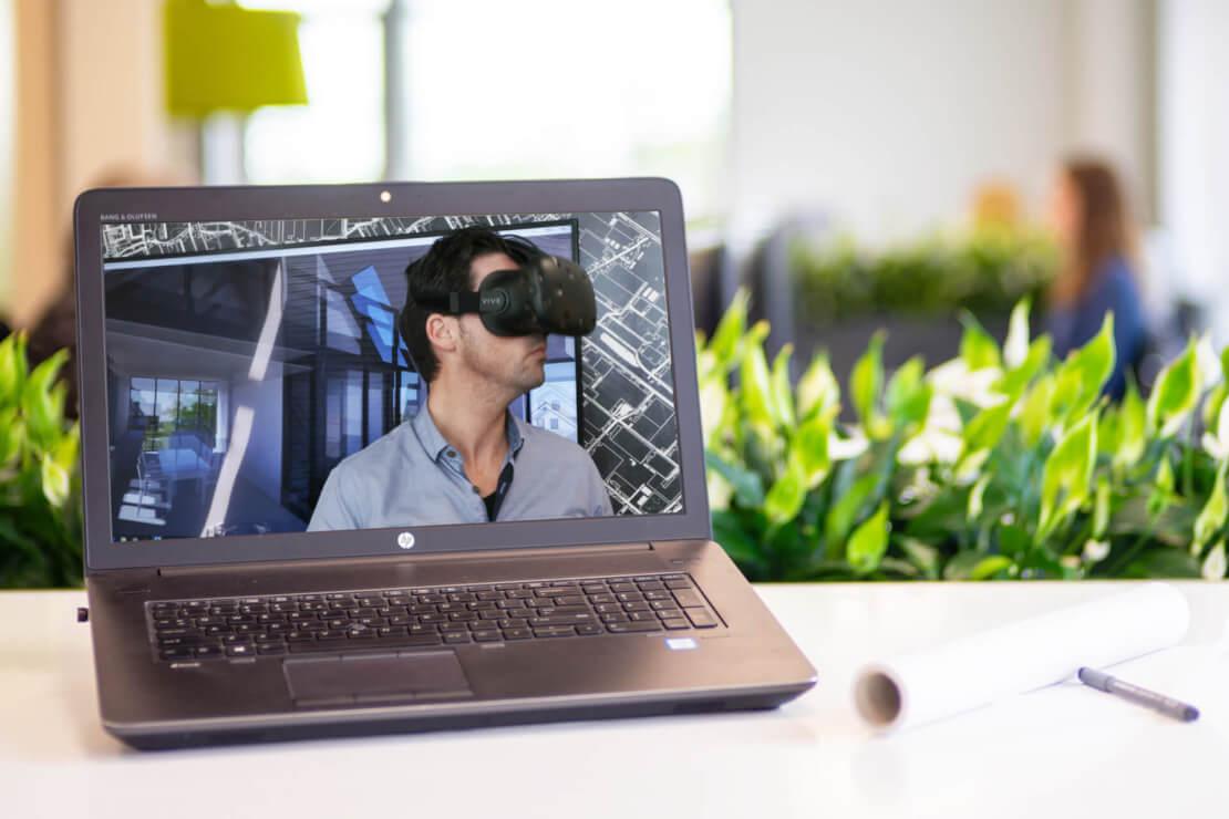 VR diensten oktober Wubben.Chan Engineering