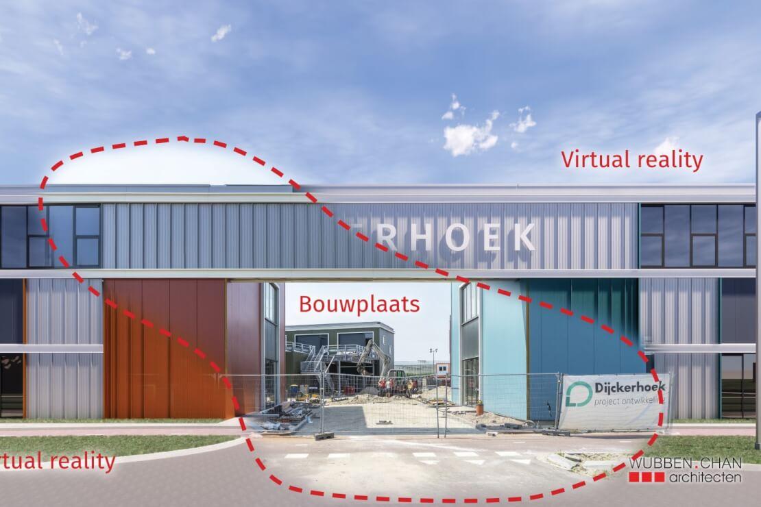 A Virtual reality Dijckerhoek Wubben.Chan Architecten Custom