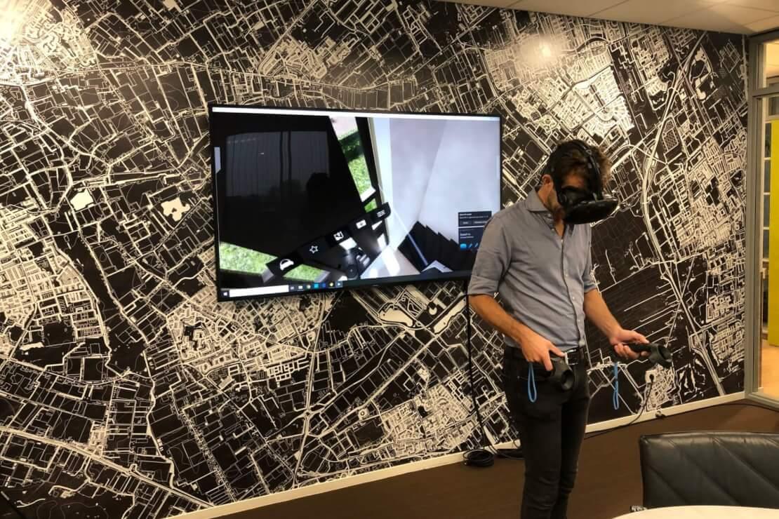 VR Wubben.Chan Architecten
