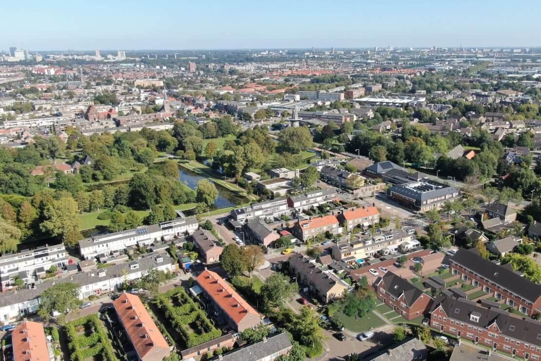 A nieuwbouwproject Rozemarijn Wateringen Wubben.Chan architecten Large