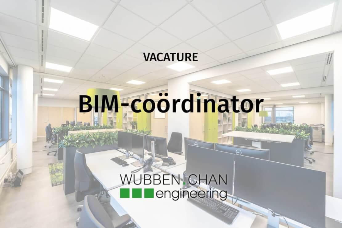 Vacature BIM coordinator
