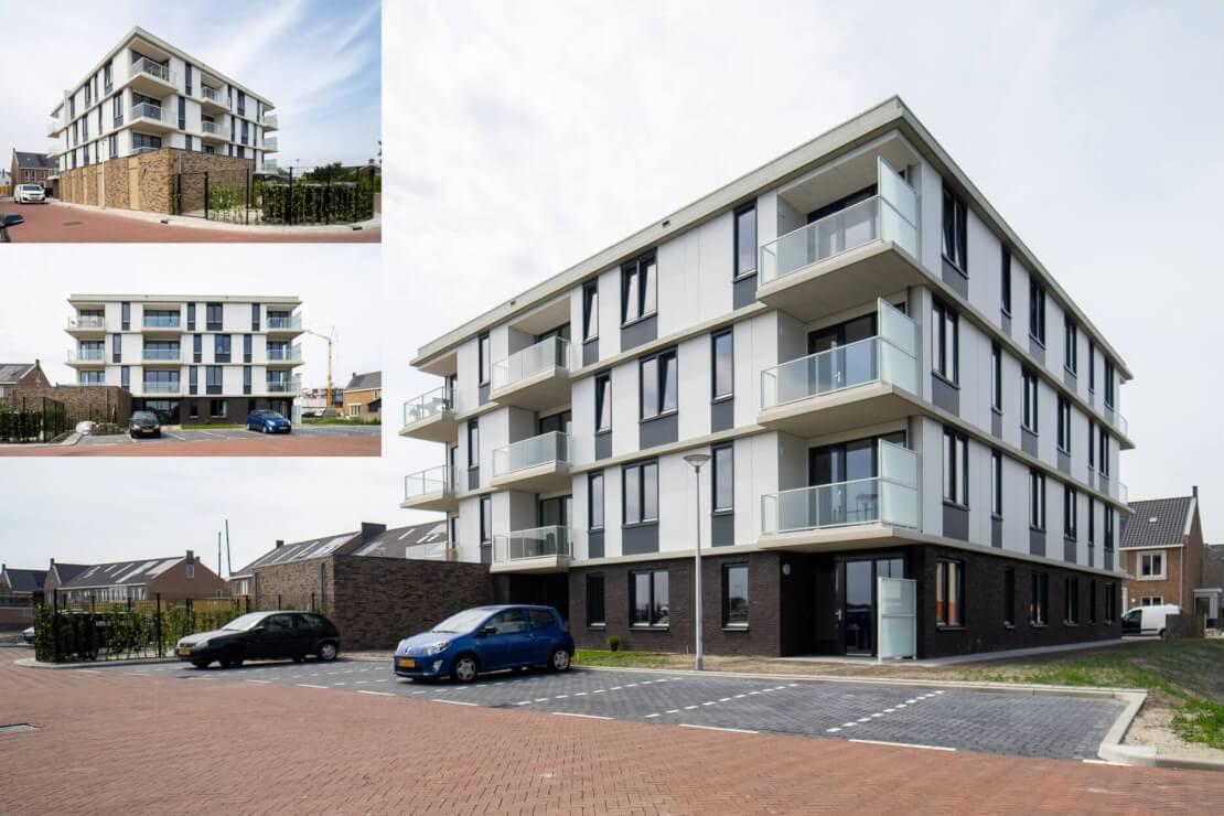 Appartementen Rijnvaart Wubben.Chan engineering