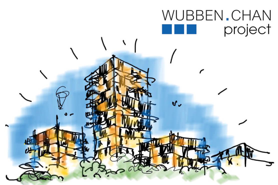 Blue Monday Wubben.Chan