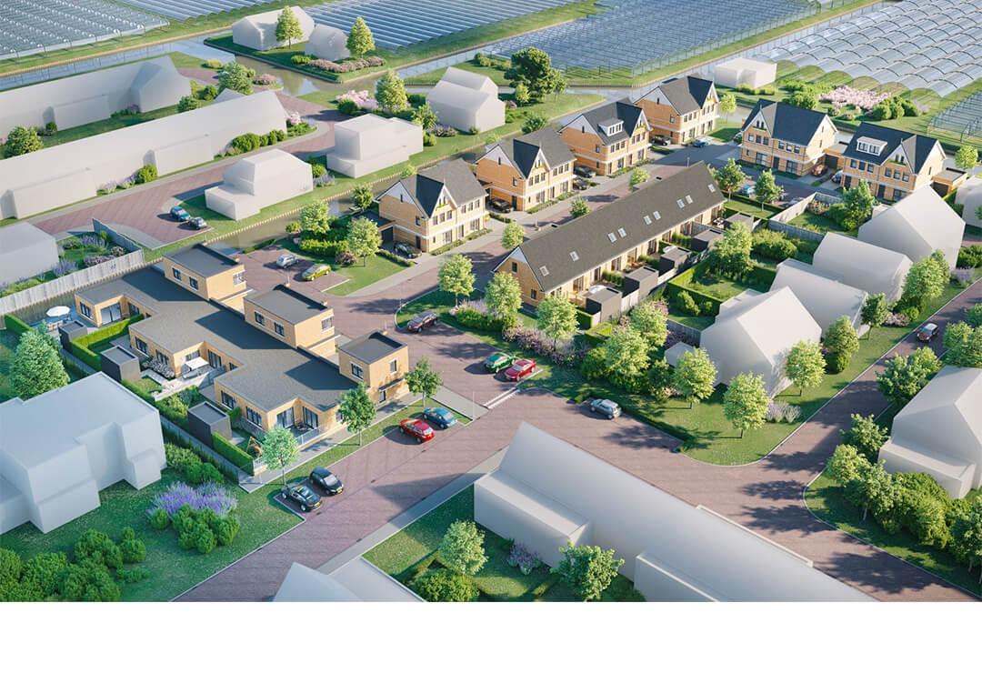 A Prinsenland Honselersdijk Wubben.Chan architecten