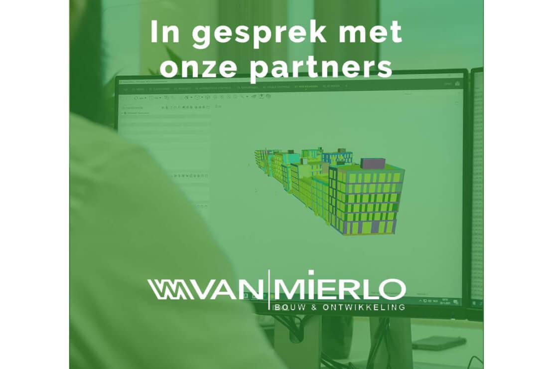 In gesprek met onze partner Martijn van Dijk van Mierlo Wubben.Chan engineering