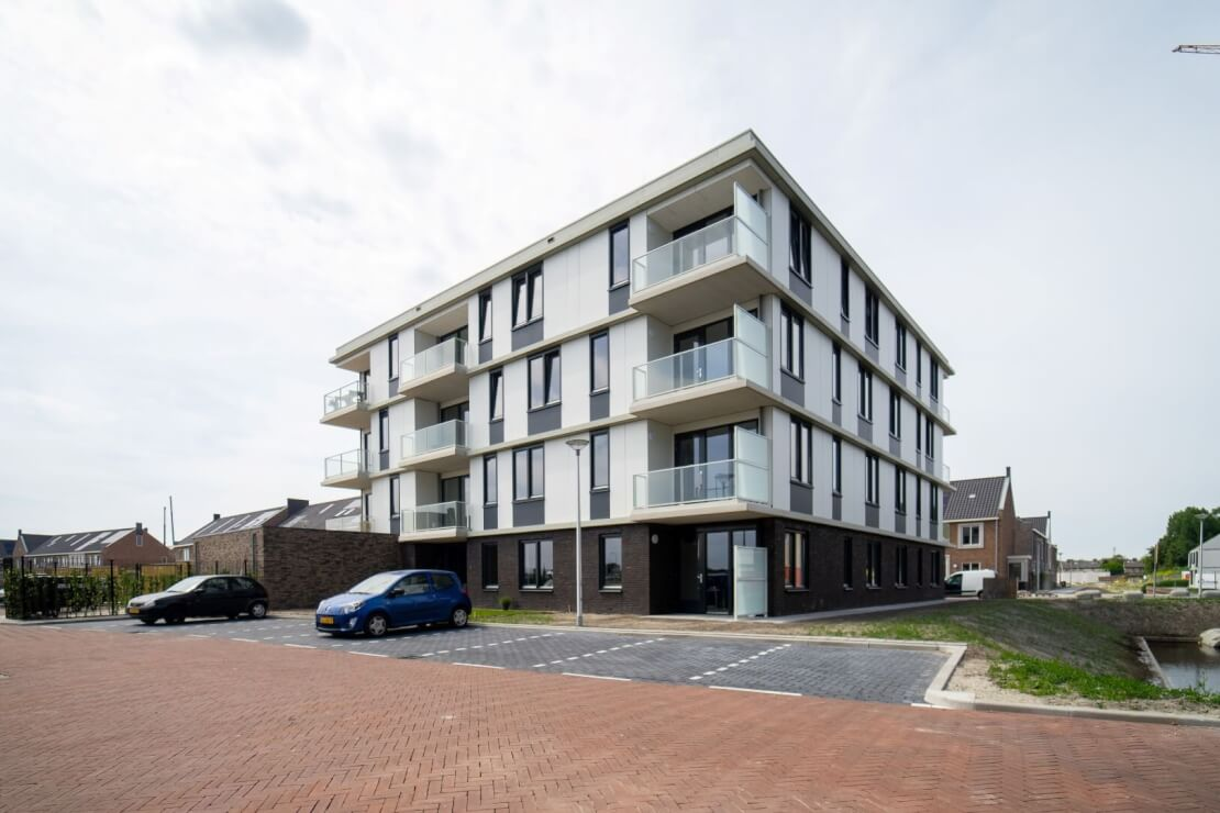 A Appartementencomplex Rijnvaart s Gravenzande Wubben.Chan engineering Large