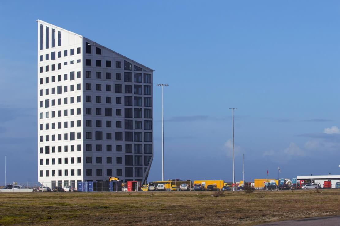 Euromax Rotterdam Wubben.Chan Architecten 1