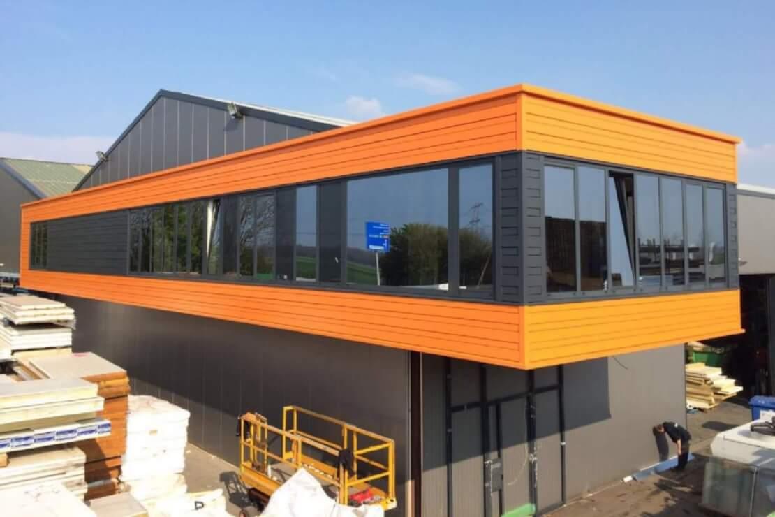 1 Nieuw Oranjekanaal Hoek van Holland Wubben.Chan Architecten