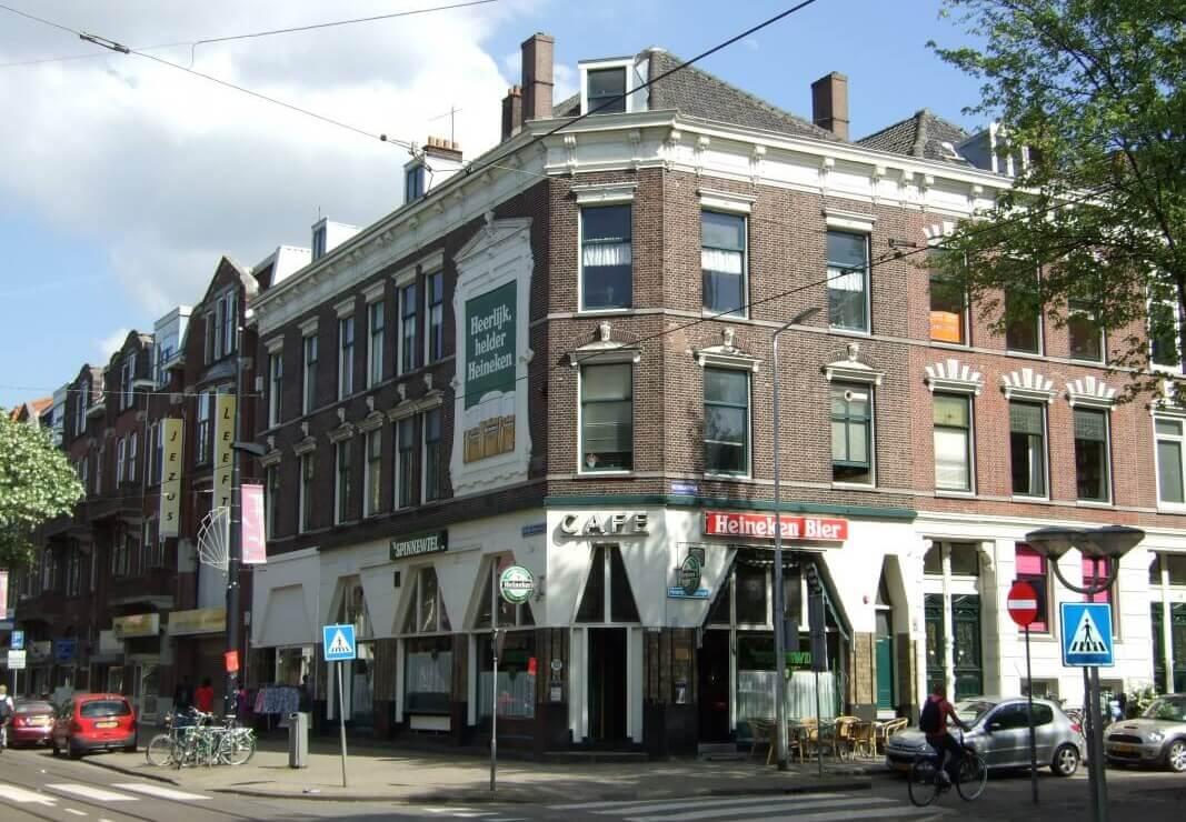 A Nieuwe Binnenweg 328 Rotterdam Wubben.Chan Architecten