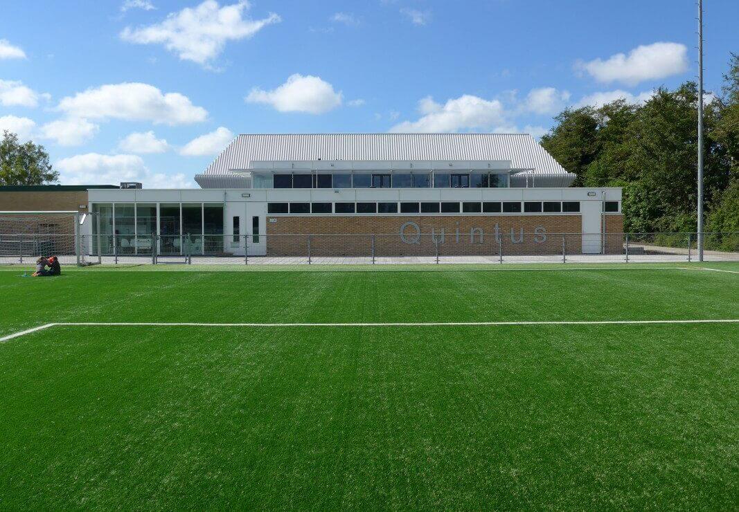 A Sportvereniging Quintus Kwintsheul fase 1 Wubben.Chan Architecten