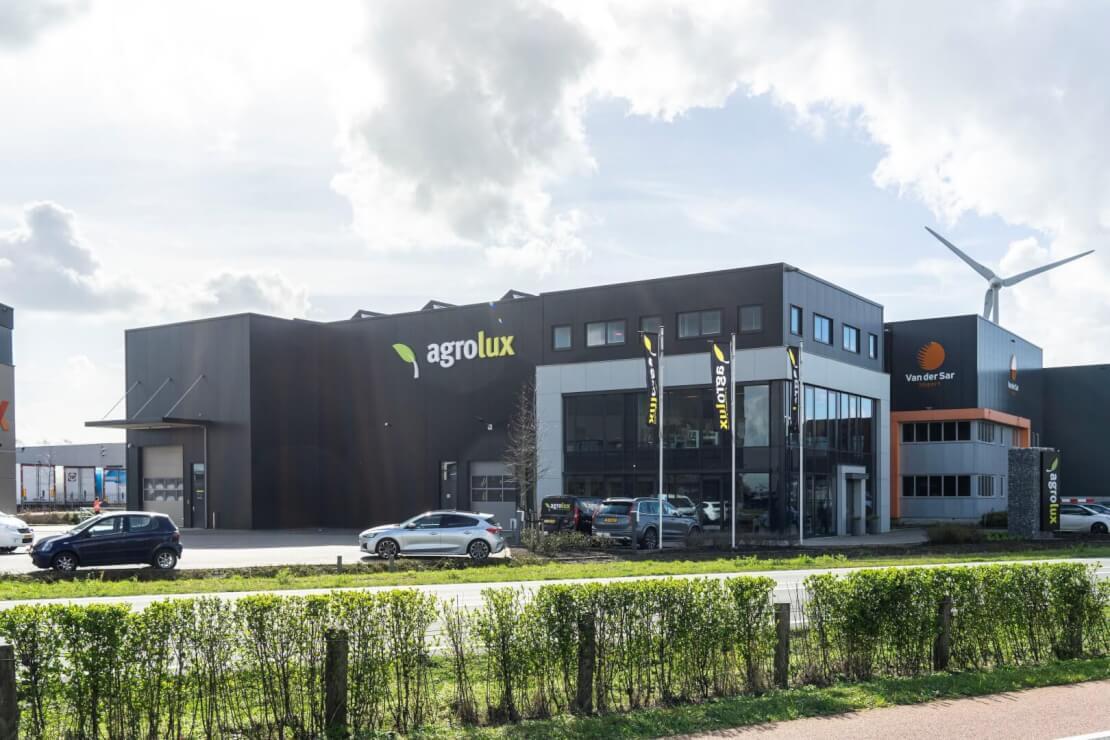 A Leemolen De Lier Wubben.Chan architecten Agrolux Large