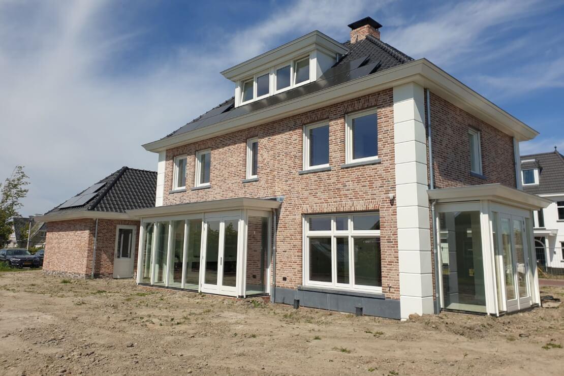 A Vrijstaande woning Gouwlaan Kwintsheul Wubben.Chan architecten