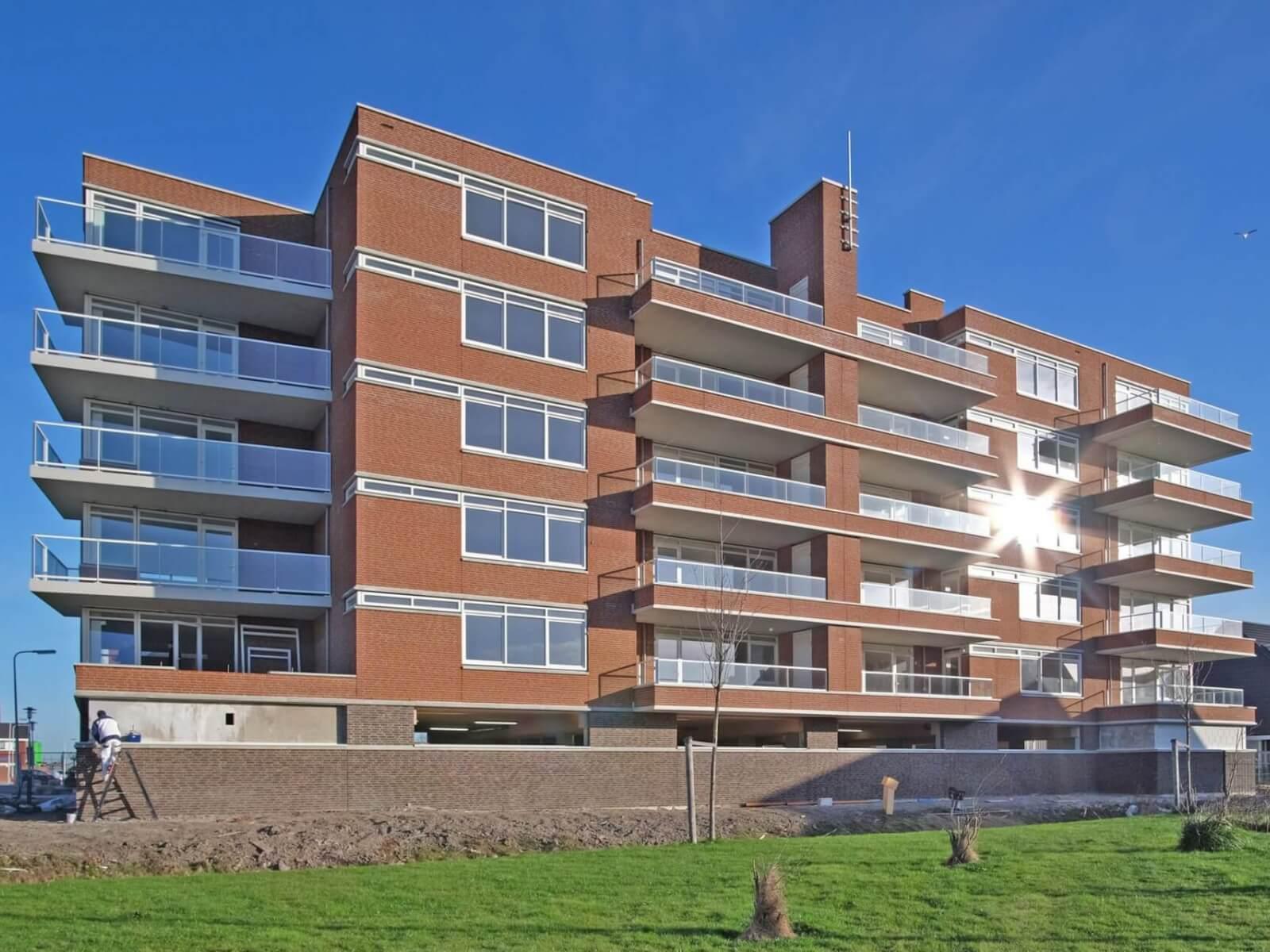 F. Tuinveld appartementen Wubben.Chan Architecten B
