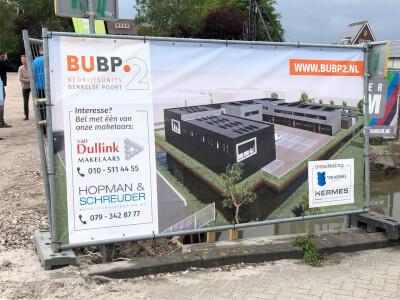 3 Eerste paal BUBP2 Wubben.Chan Architecten