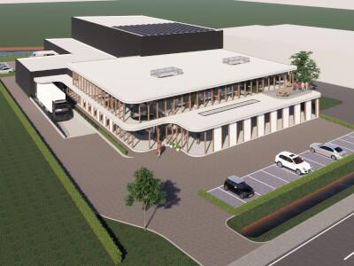 C bedrijfshuisvesting Zuid Holland Wubben.Chan Architecten Large