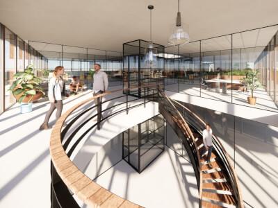 D bedrijfshuisvesting Zuid Holland Wubben.Chan Architecten Large