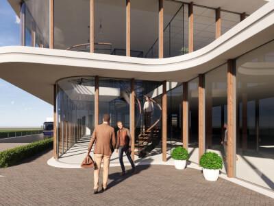 F bedrijfshuisvesting Zuid Holland Wubben.Chan Architecten Large