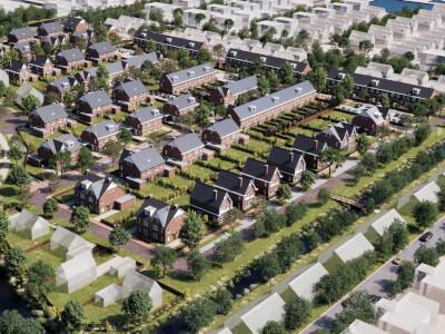 A Project Wonen in Buyten Wubben.Chan architecten