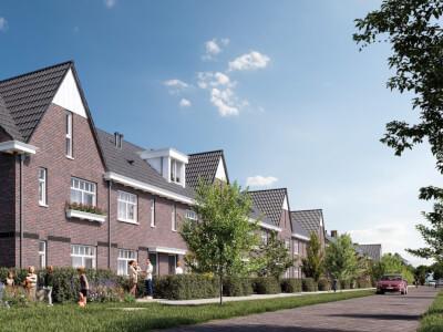 D Project Wonen in Buyten Wubben.Chan architecten