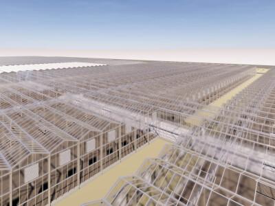 L Kassencomplex met bedrijfsruimte Wubben.Chan Engineering
