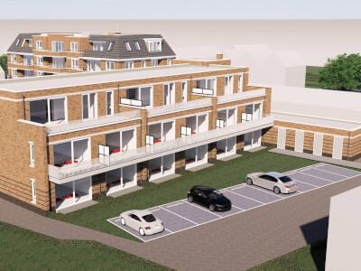 J Hendrik van Naaldwijkstraat Naaldwijk blok B Wubben.Chan Architecten