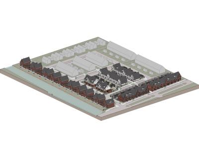 H Project Buyten Poeldijk de kreken 53 EGZ woningen Wubben.Chan engineering 2