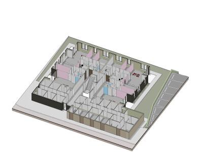 E Appartementencomplex Rijnvaart s Gravenzande Wubben.Chan engineering