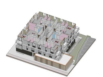 G Appartementencomplex Rijnvaart s Gravenzande Wubben.Chan engineering
