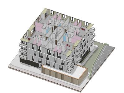 H Appartementencomplex Rijnvaart s Gravenzande Wubben.Chan engineering
