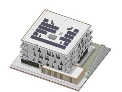 I Appartementencomplex Rijnvaart s Gravenzande Wubben.Chan engineering