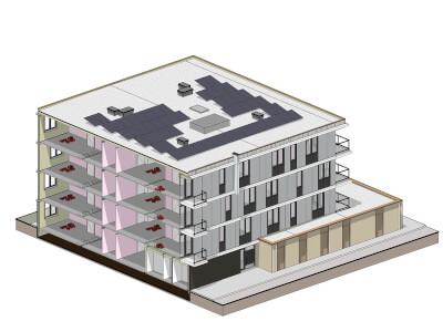 K Appartementencomplex Rijnvaart s Gravenzande Wubben.Chan engineering