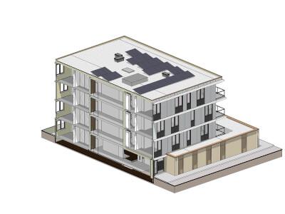 L Appartementencomplex Rijnvaart s Gravenzande Wubben.Chan engineering