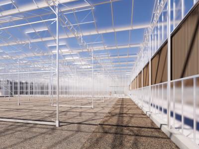 K Kassencomplex met bedrijfsruimte Wubben.Chan architecten