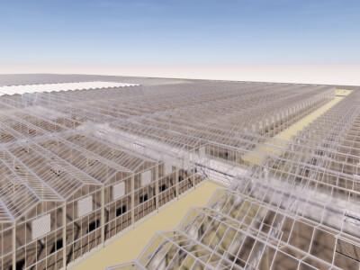 L Kassencomplex met bedrijfsruimte Wubben.Chan architecten