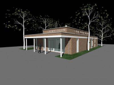 3 Crematorium Naaldwijk Wubben.Chan Architecten