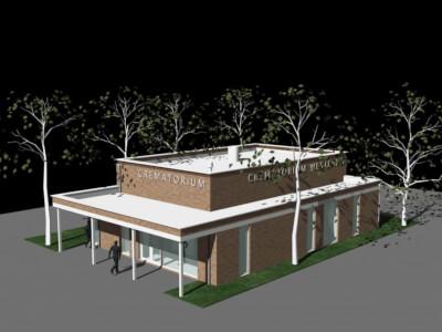 4 Crematorium Naaldwijk Wubben.Chan Architecten