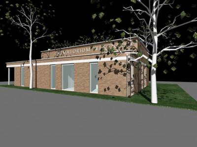 5 Crematorium Naaldwijk Wubben.Chan Architecten