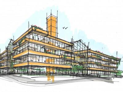 3 Gemeentehuis Westland Wubben.Chan Architecten