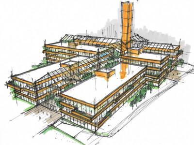5 Gemeentehuis Westland Wubben.Chan Architecten