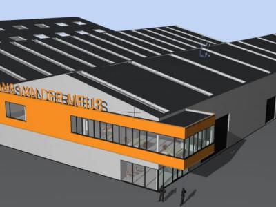 4 Nieuw Oranjekanaal Hoek van Holland Wubben.Chan Architecten