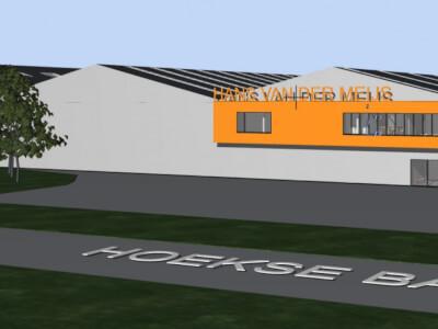 5 Nieuw Oranjekanaal Hoek van Holland Wubben.Chan Architecten