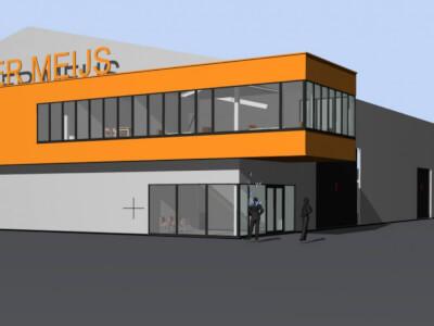 6 Nieuw Oranjekanaal Hoek van Holland Wubben.Chan Architecten