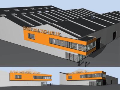 7 Nieuw Oranjekanaal Hoek van Holland Wubben.Chan Architecten