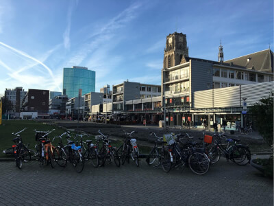 B Grote Kerkplein Rotterdam Wubben.Chan Architecten