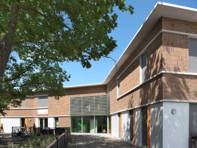 H De Blinkerd Monster school schoolgebouw Wubben.Chan Architecten 8 Custom