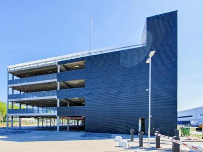D Parkeergarage Beiraweg Amsterdam Wubben.Chan architecten