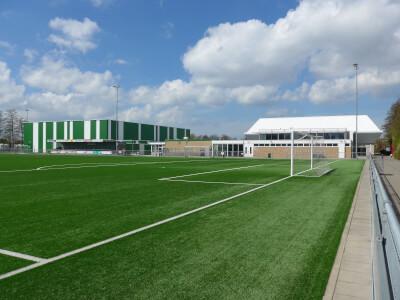 A Sportvereniging Quintus Kwintsheul fase 2 Wubben.Chan Architecten