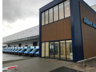 E Home Shopping Center AH Beiraweg Amsterdam Wubben.Chan Architecten Large