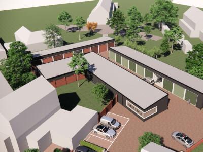 A Geestbox Naaldwijk Wubben.Chan architecten