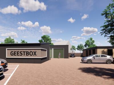 C Geestbox Naaldwijk Wubben.Chan architecten